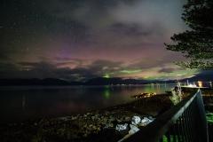 Aurora Borealis at Loch Linnhe