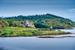 Dunveagn Castle