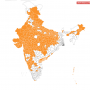 Constituencies won by the NDA
